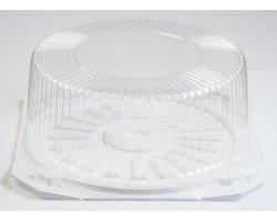 Pojemniki plastikowe OPS na torty - zdjęcie