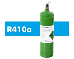R410a (0.8kg) - Czynnik Chłodniczy z Butlą - zdjęcie