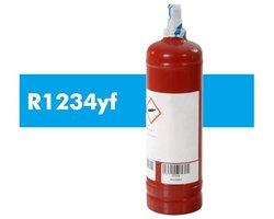 R1234yf (0.8kg) Czynnik Chłodniczy z Butlą - zdjęcie