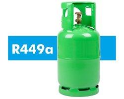 R449a (10kg) Czynnik Chłodniczy z Butlą - zdjęcie