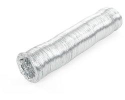 Przewód wentylacyjny aluminiowy 100fi x 10m - zdjęcie