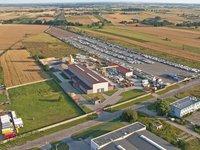 FB Marek Antczak - budynek administracyjny wraz halą produkcyjno-magazynową - zdjęcie
