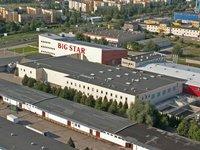 Galerie: Big Star Limited sp. z o. o. - hala produkcyjna - zdjęcie