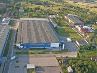 Pratt & Whitney - A United Technologies Company - hala produkcyjna. Kalisz - zdjęcie