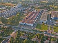 Aerotech - hala produkcyjna. Kalisz - zdjęcie