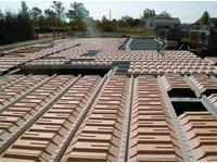 Stropy systemowe RECTOLIGHT - Rozłożony (foto: RECTOLIGHT idealnie dopasowany na budowie) - zdjęcie