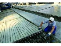 Belki stropowe RECTOR - Etapy prodykcji belek (foto: magazyn Chrzanów) - zdjęcie