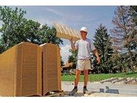 Drewniane wypełnienie RECTOR - zdjęcie