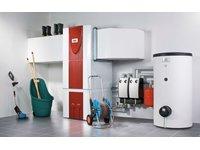 Wysokowydajne pompy ciepła powietrze/woda do instalacji wewnętrznej LI 9-12TU (9-12 kW) - zdjęcie
