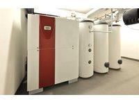 Wysokowydajne pompy ciepła woda/woda serii WI 10-95TU (10-95 kW - zdjęcie