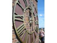 Zegar po renowacji - Leszno - zdjęcie