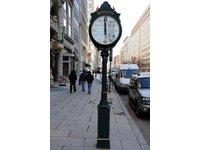 Zegar uliczny 1 - zdjęcie