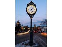 Zegar uliczny 2 - zdjęcie