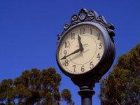 Zegar uliczny 3 - zdjęcie
