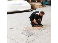 Lasery Fibrowe - Prace przygotowawcze u klienta - zdjęcie
