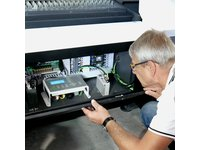 Seria FL Laser Fibrowy - Podzespoły również pod kontrolą - zdjęcie