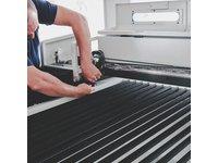 Laser CO2 - Seria B - Przygotowanie głowicy do pracy - zdjęcie