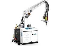 Maszyny spieniające LPE Euro Poliuretani - zdjęcie