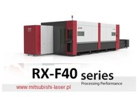 wycinarka laserowa Mitsubishi RX-F40, technologia fiber - zdjęcie