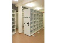 Regały metalowe - Regał archiwalny RAJ - Regał jezdny RAJ - realizacja - zdjęcie