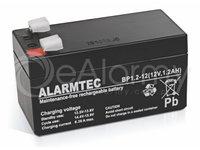 Akumulator BP 1,2-12 Alarmtec 12V 1.2Ah - zdjęcie