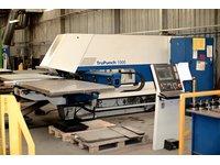 Wykrawanie blach CNC - zdjęcie