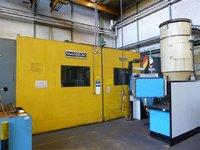 RAVENSBURG KL 3-800-CNC, konik, odbiornik wiórów - zdjęcie