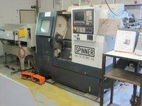 SPINNER TC 42 MC, konik, napędzane narzędzia, magazyn pręta  SPINNER TC 42 MC, konik, napędzane narzędzia, magazyn pręta - zdjęcie