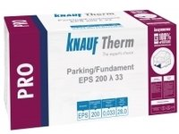 KNAUF Therm PRO Parking EPS 200 λ 33 - zdjęcie
