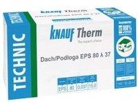 KNAUF Therm TECH Dach/Podłoga EPS 80 λ 37 - zdjęcie