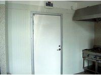 Wejście do komory - zdjęcie