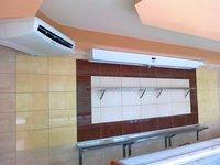 Instalacja chłodnicza małego sklepu - sala sprzedaży - zdjęcie