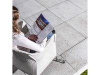 Trawertyn biały - zdjęcie