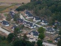 Osiedle domków 'Panorama' II etap w Kościelnej Wsi - zdjęcie