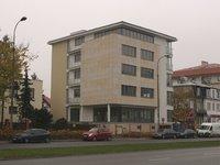 Budunek mieszkalno - usługowy - Warszawa ul. Wiertnicza 159 - zdjęcie
