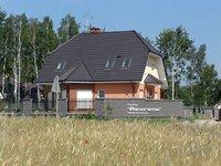 Osiedle domków 'Panorama' w Kościelnej Wsi - zdjęcie