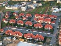 Osiedla mieszkaniowe 'Zielone łąki' - Kalisz ul. Graniczna - zdjęcie