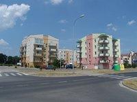 Budynki mieszkalne - Kalisz ul. H.Sawickiej 60 - zdjęcie