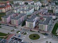 Budynki mieszkalne - Kalisz ul. H.Sawickiej 26-28 - zdjęcie