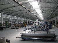 T.El. POLAND Kalisz ul. Metalowców - biurowiec wraz z halą produkcyjną - zdjęcie