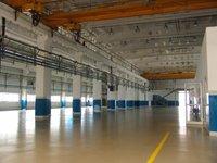 Mayer Polska - hala produkcyjna - wnętrze, Kalisz ul. Elektryczna 4 - zdjęcie