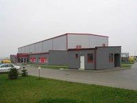 FB Marek Antczak - Budynek administracyjny wraz halą produkcyjno - magazynową. Kalisz ul. Metalowców 13-19 - zdjęcie