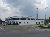 Vac Aero - hala produkcyjna, Kalisz ul.Elektryczna - zdjęcie