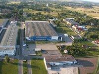 Pratt & Whitney - A United Technologies Company - hala produkcyjna, Kalisz ul.Elektryczna 4a - zdjęcie