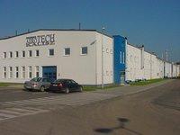Aerotech - hala produkcyjna, Kalisz ul. Elektryczna 4a - zdjęcie