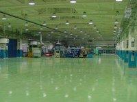 Aerotech - wnętrze hali, Kalisz ul. Elektryczna 4a - zdjęcie