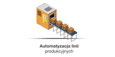 Automatyzacja linii produkcyjnych - zdjęcie