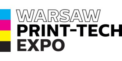 Targi branży poligraficznej Warsaw Print Tech Expo - zdjęcie