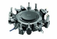 Adaptery Turret Adaptive Clamping Units są dostępne zarówno do widocznej na zdjęciu głowicy BMT, jak i dla głowic Mazak VDI