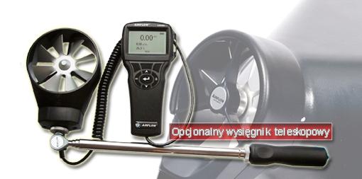 Anemometr LCA501 firmy Test-Therm